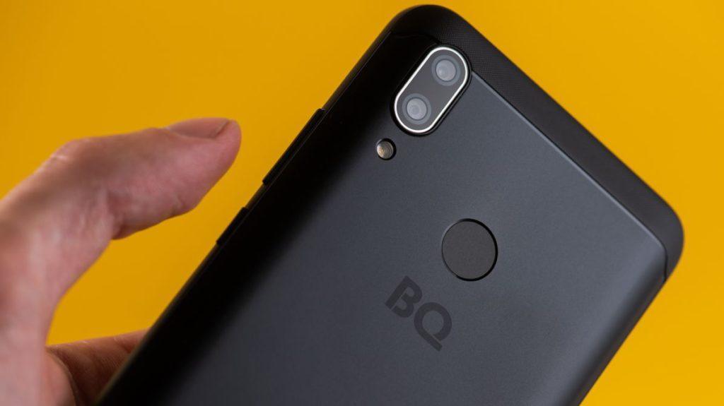Описание смартфона BQ Strike Power Max