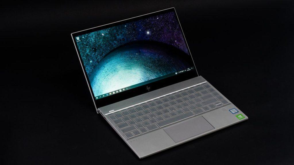 Описание ноутбука HP Envy 13