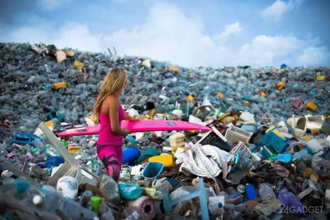 Человечество накопило 6.3 млрд тонн пластиковых отходов (3 фото)