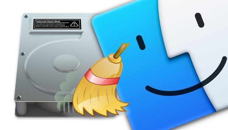 Системные папки macOS, которые можно удалить для освобождения места