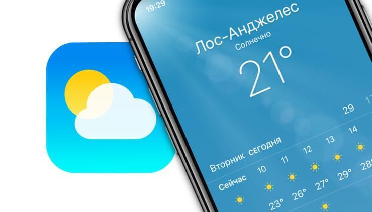 УФ-индекс в Погоде, что это и как проверить на iPhone, Apple Watch или iPad
