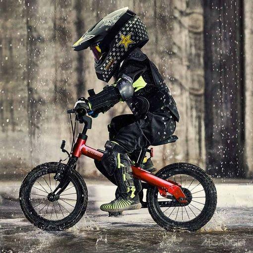 Kids Bike — детский велосипед от Segway (8 фото)