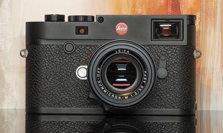60688 Фотокамеру Leica M10-R показали на новых фото