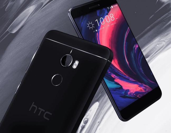 HTC One X10 представлен в России