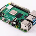 57245 Настольный компьютер Raspberry Pi 4 доступен с 8 Гб оперативной памяти