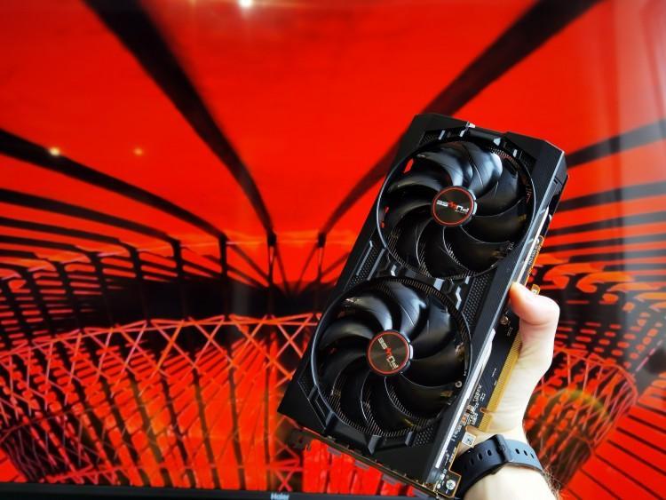 Обзор Sapphire Pulse Radeon RX 5500 XT 8Gb (11295-01-20G). Оптимальная видеокарта для Full HD
