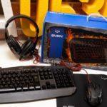 57292 Обзор SVEN GS-4300. Недорогой комплект игровой периферии