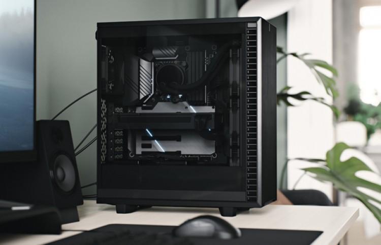 Представлен корпус Fractal Design Define 7 Compact