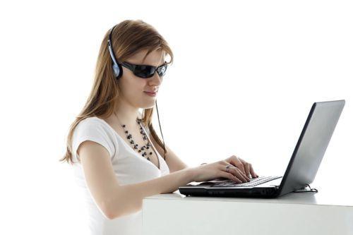 С какими трудностями приходится сталкиваться незрячим пользователям Интернета