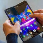 57309 Смартфон Samsung Galaxy Fold 2 получит 120-Гц дисплей