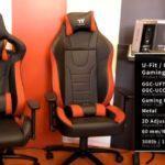 57294 Thermaltake представила игровые кресла U-Fit и U-Comfort