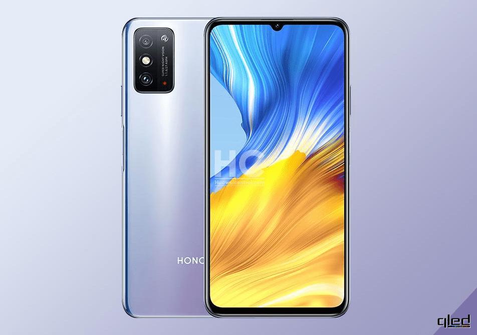 61019 Honor презентовала новый смартфон Honor X10 Max