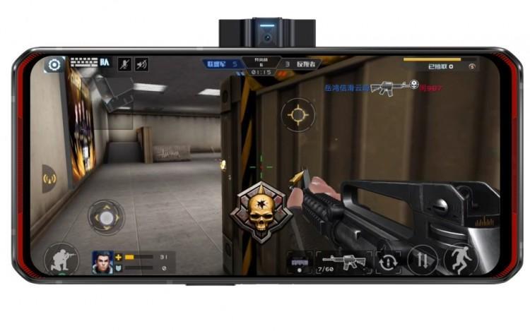 60976 Игровой смартфон Lenovo Legion Duel получил две батареи