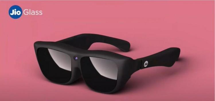 60896 Jio Glass удивят пользователя своими функциями