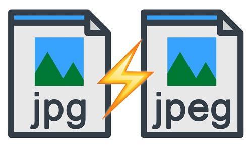 Формат JPG и JPEG – есть ли разница