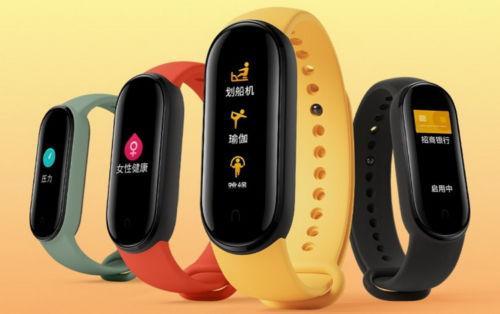 60750 Обзор фитнес-браслета Xiaomi Mi Band 5