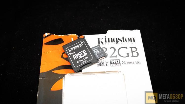 60933 Обзор Kingston SDCS. Недорогие карты памяти с пожизненной гарантией