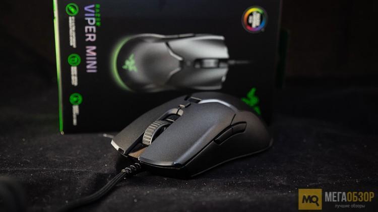 60885 Обзор Razer Viper Mini (RZ01-03250100-R3M1). Легкая игровая мышка