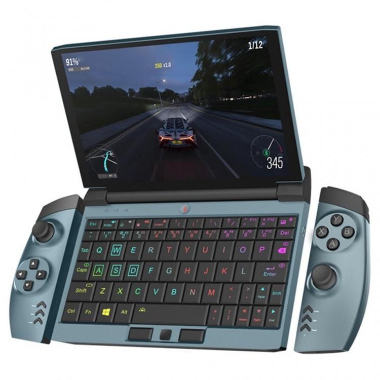60752 One Netbook представляет 7-дюймовый мини-ноутбук OneGx1
