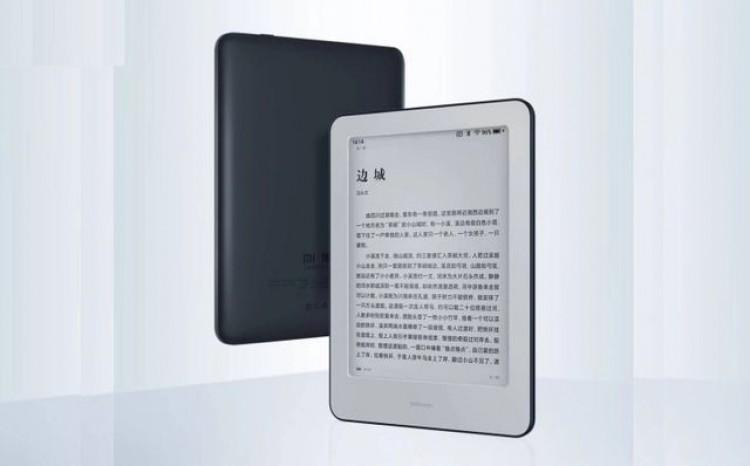 60993 Ридер Xiaomi Mi EBook Reader готов к релизу