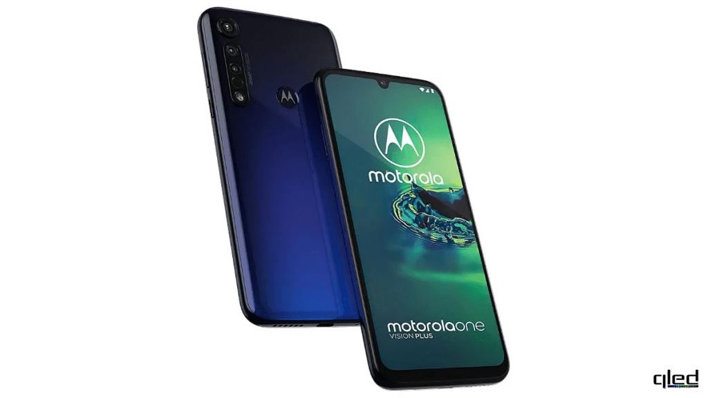 61083 Состоялся релиз недорогого устройства Motorola One Vision Plus