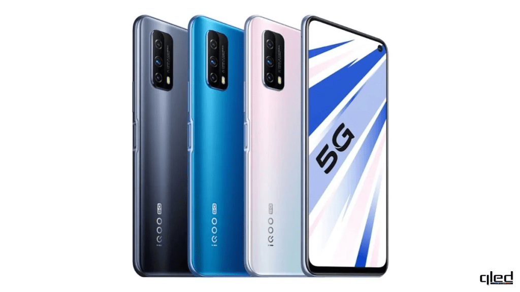 61063 Суббренд Vivo представил новый смартфон IQoo Z1x