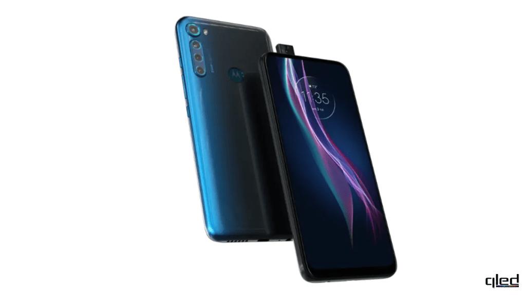 60799 В Европе дебютировал новый Motorola One Fusion+