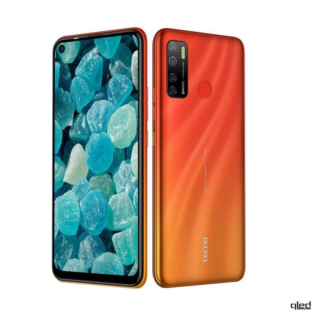 61102 Вышел новый бюджетный смартфон Tecno Spark 5 Pro
