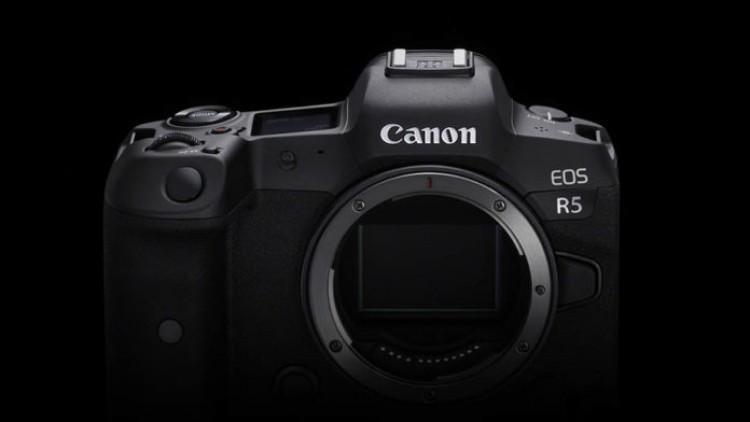 61391 Камера Canon EOS R5 получила обновление прошивки