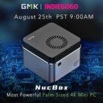 61316 Крошечный ПК GMK NucBox 4K получил 4-ядерный процессор
