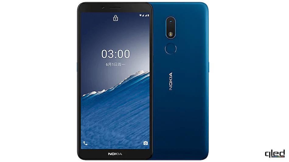 61312 На китайском рынке вышел новый бюджетный смартфон Nokia C3