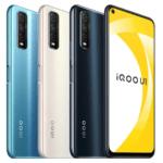 61161 Представлен новый смартфон среднего класса iQoo U1