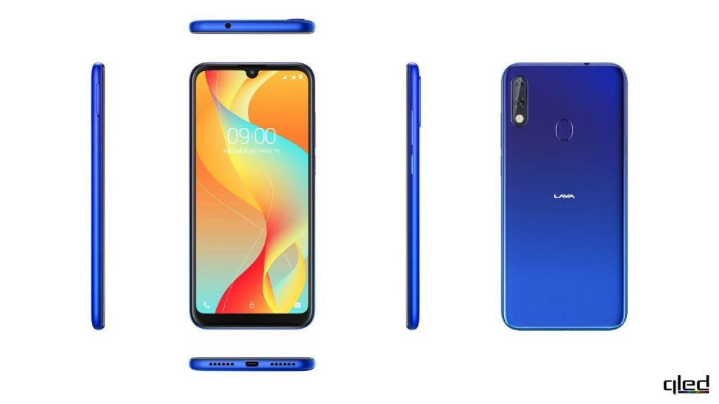 61334 Презентован новый доступный смартфон Lava Z66