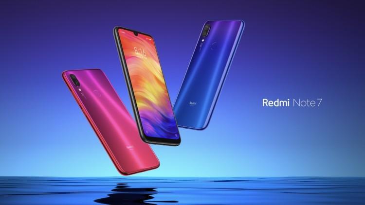 61270 Российские Redmi Note 7 начали получать Android 10