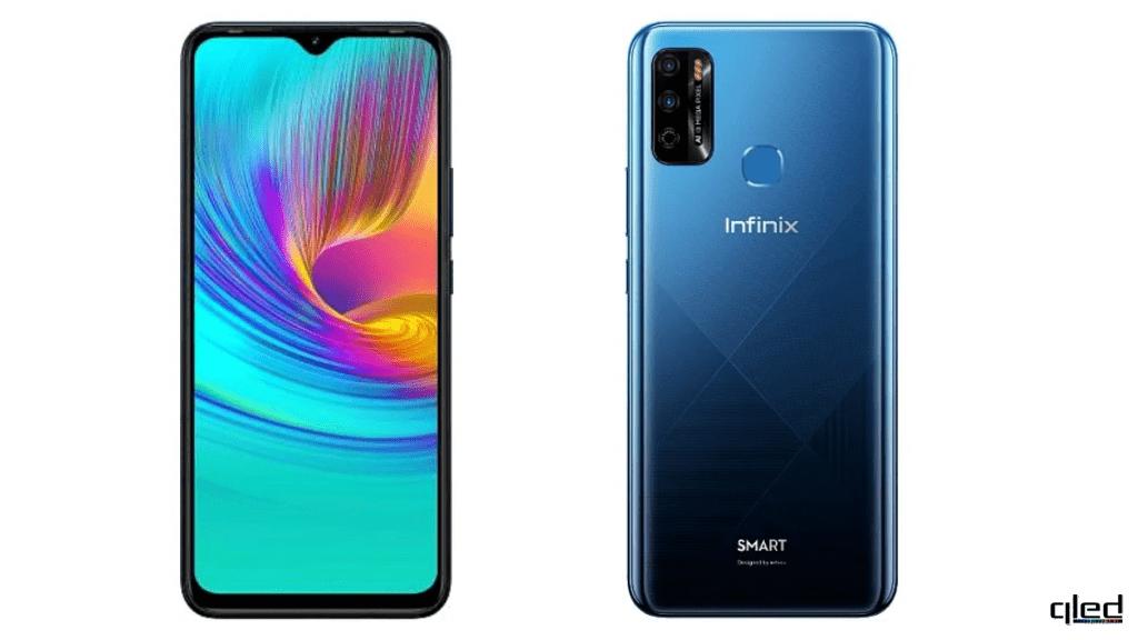 61180 В Индии дебютировало устройство Infinix Smart 4 Plus