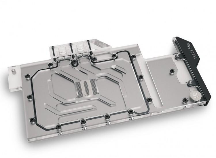 61591 EKWB разработала водоблок EK-Quantum Vector Strix RTX D-RGB для видеокарт серии RTX 30 от ASUS