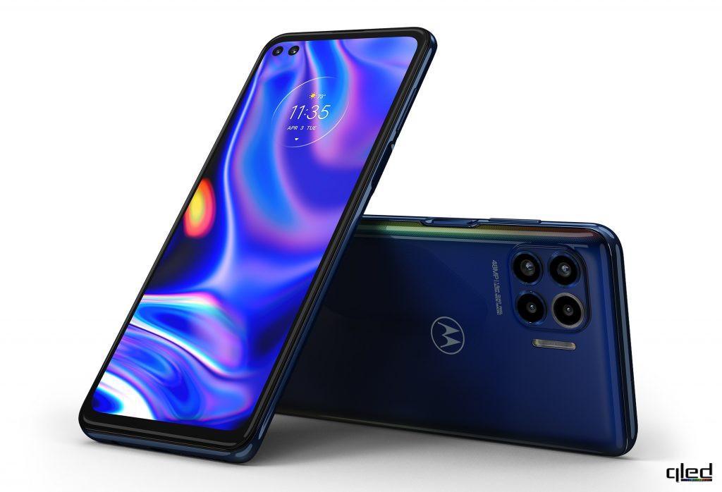 61575 Motorola выпустила недорогую 5G-новинку Motorola One 5G
