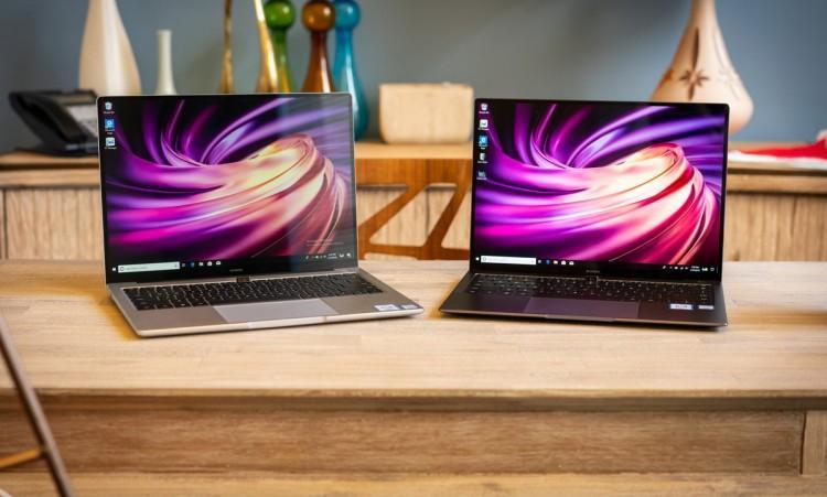 61634 Новый MateBook X может получить процессор Tiger Lake