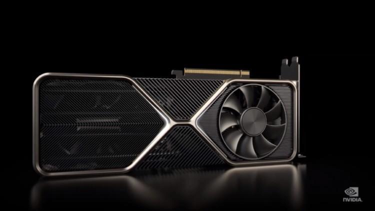 61521 NVIDIA GeForce RTX 3080 может разогнаться до скорости более 20 Гбит