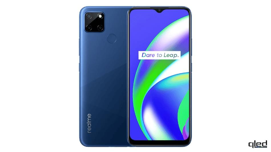 61437 Официально представлен новый недорогой смартфон Realme C12