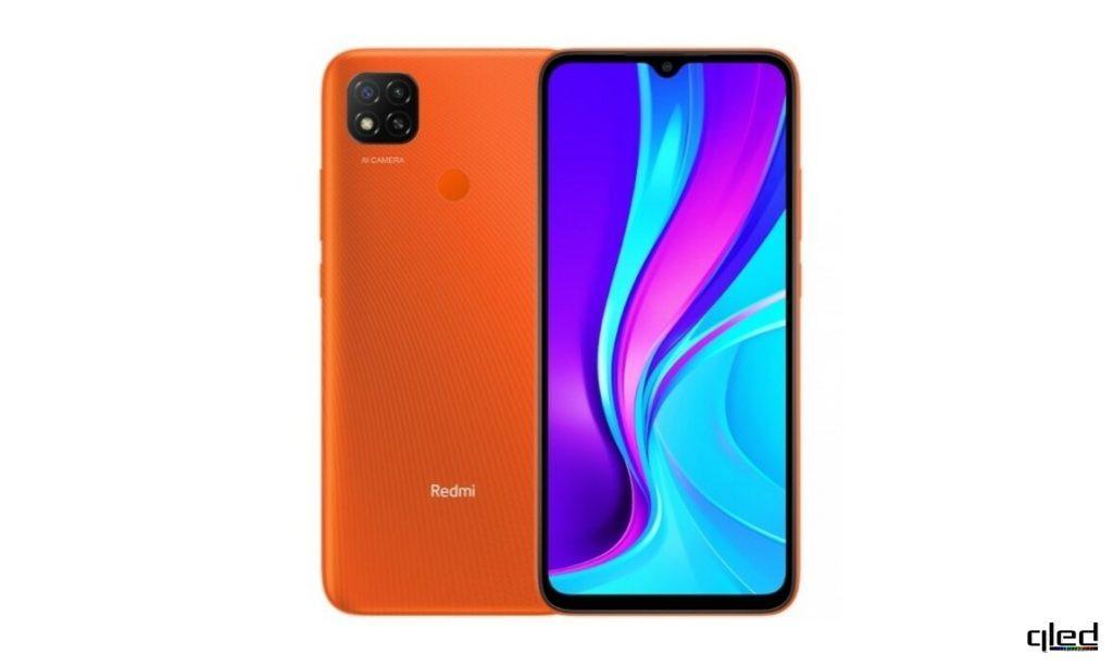 61541 Официально презентован недорогой смартфон Redmi 9