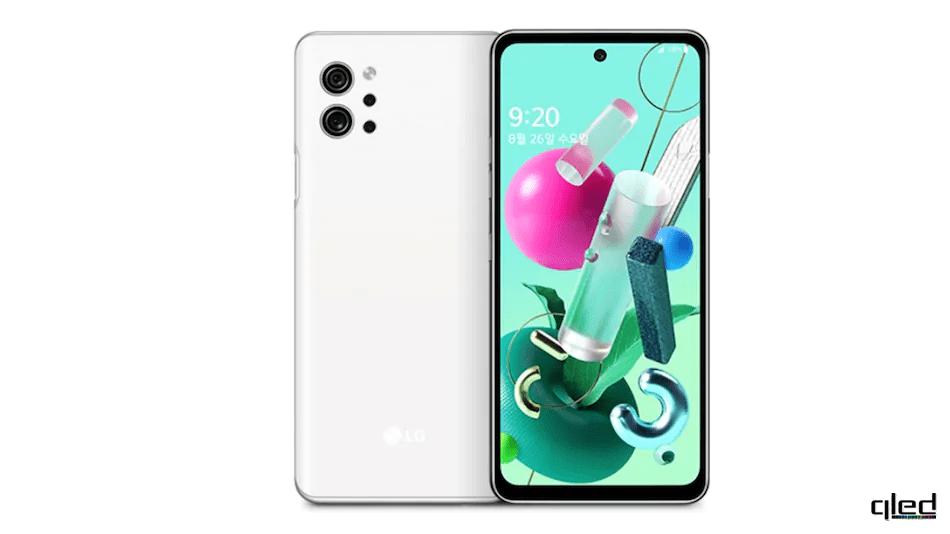 61481 Представлен новый смартфон среднего класса LG Q92