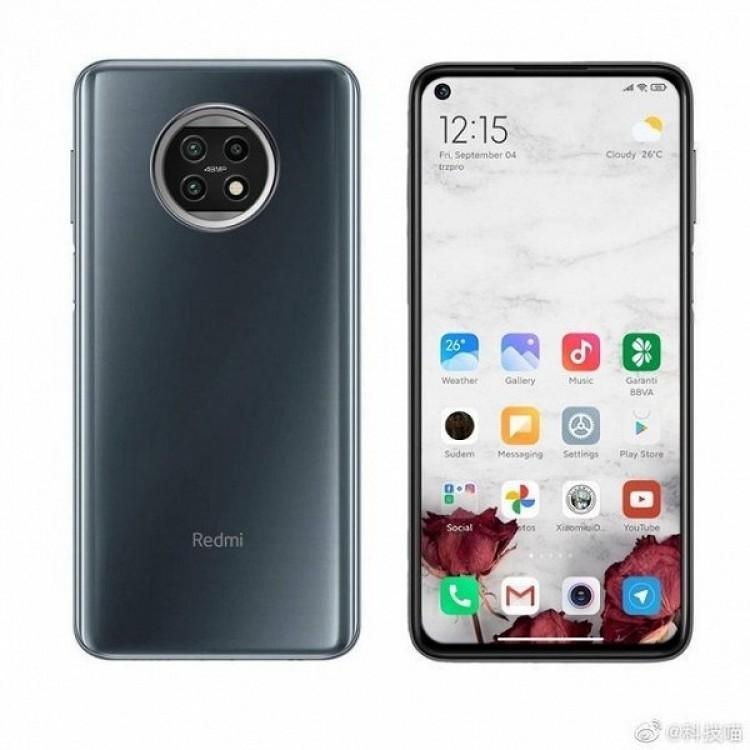 61632 Redmi Note 10 прочат SoC Snapdragon 750G