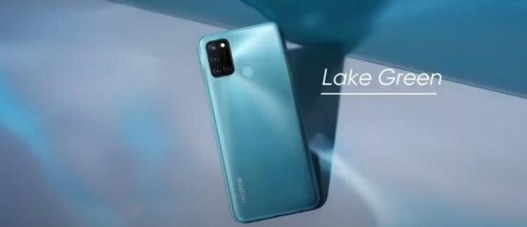 61581 Смартфон Realme C17 оценен в 160 евро