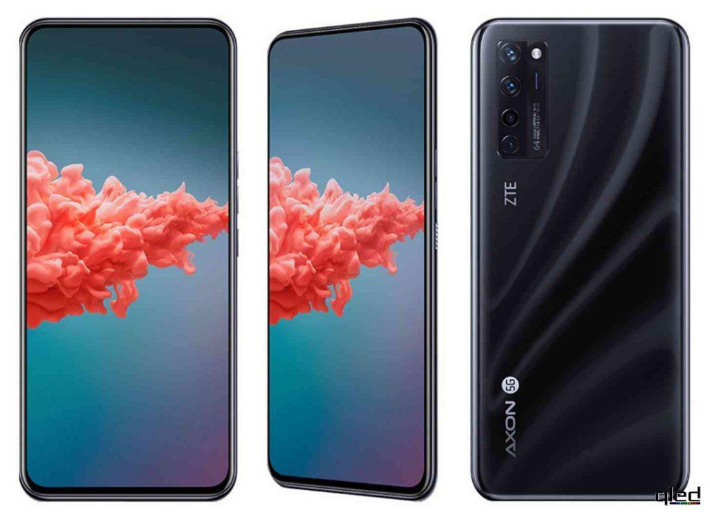 61628 Состоялся официальный релиз смартфона ZTE Axon 20 5G