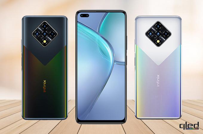 61564 Состоялся релиз нового смартфона среднего класса Infinix Zero 8