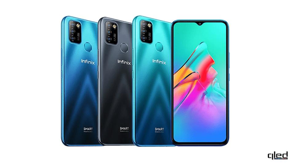 61426 Вышел новый доступный смартфон Infinix Smart 5