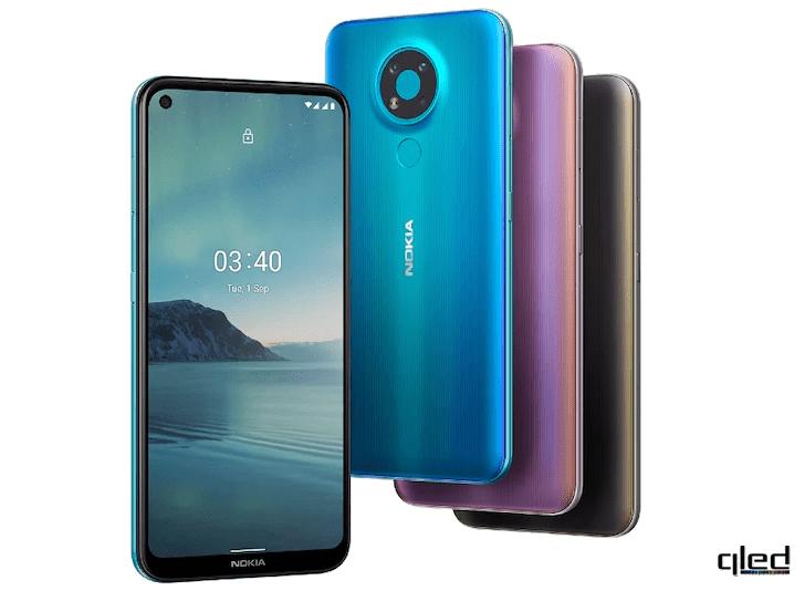 61829 HMD Global выпустила новое устройство Nokia 3.4