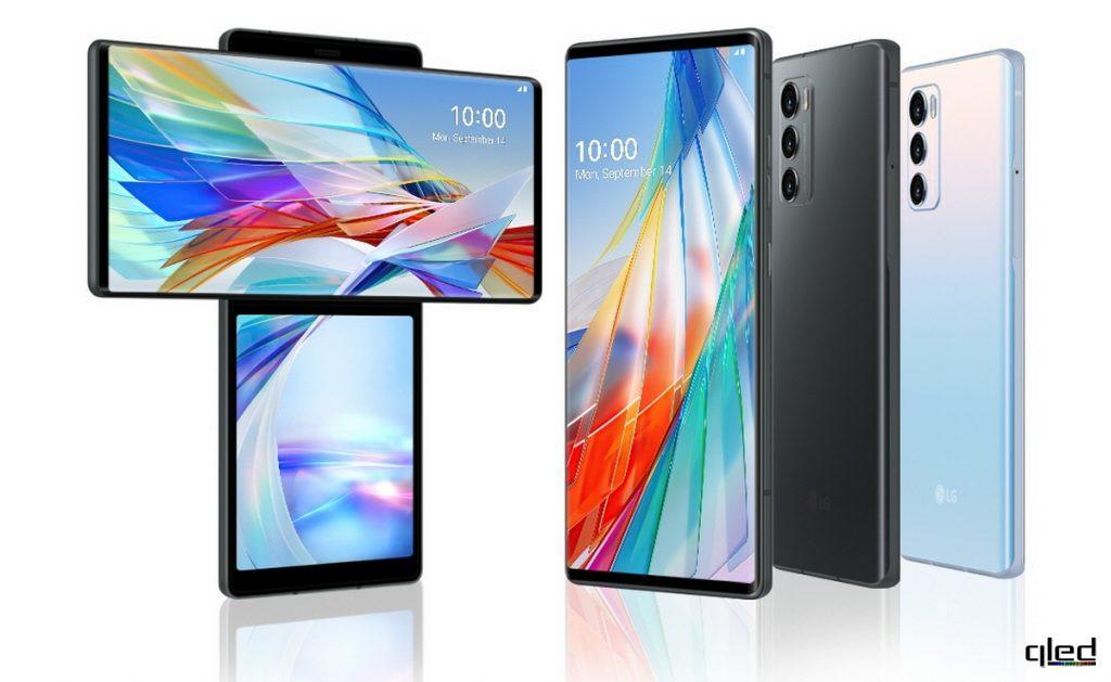 61752 Компания LG выпустила смартфон LG Wing с двумя отдельными дисплеями