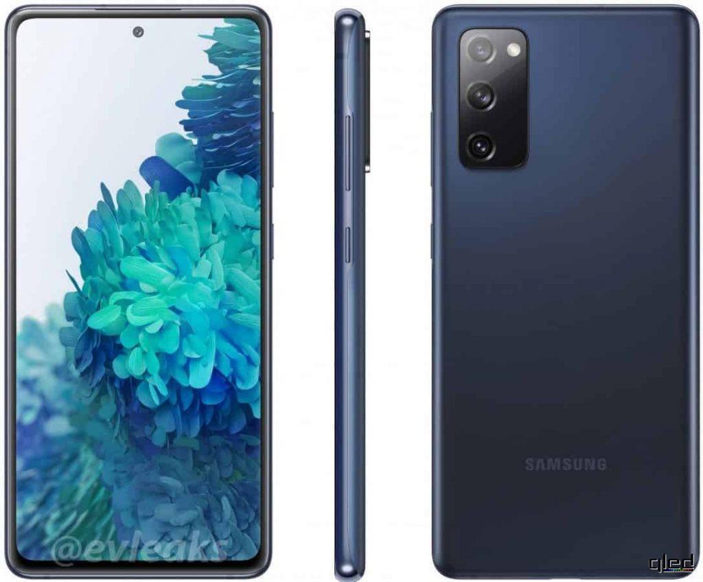 61840 Компания Samsung презентовала новинку Samsung Galaxy S20 FE